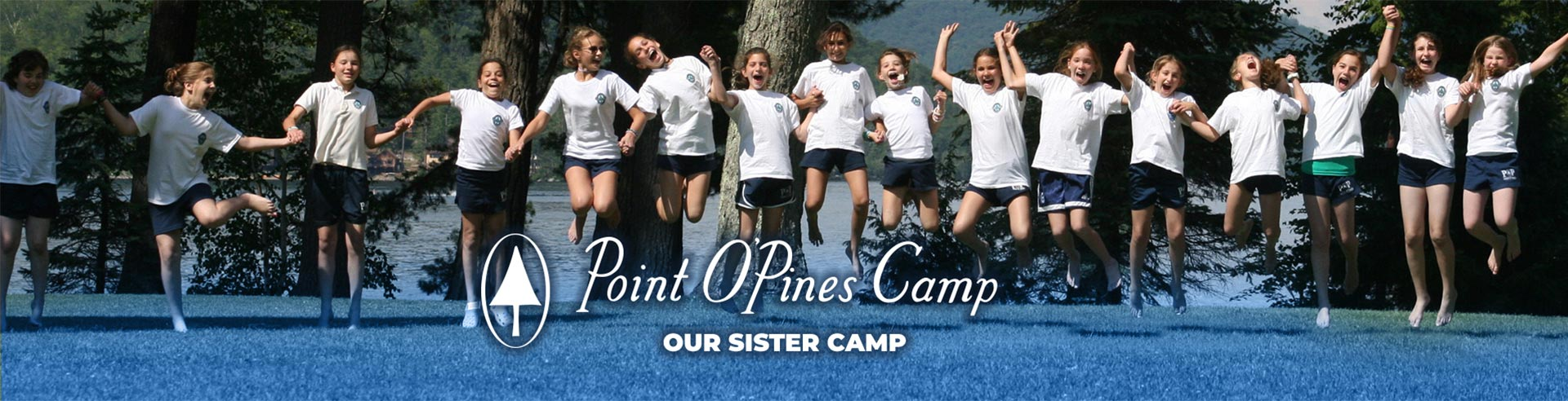 Learn About Our Sister Camp: Point O'Pines Camp For Girls