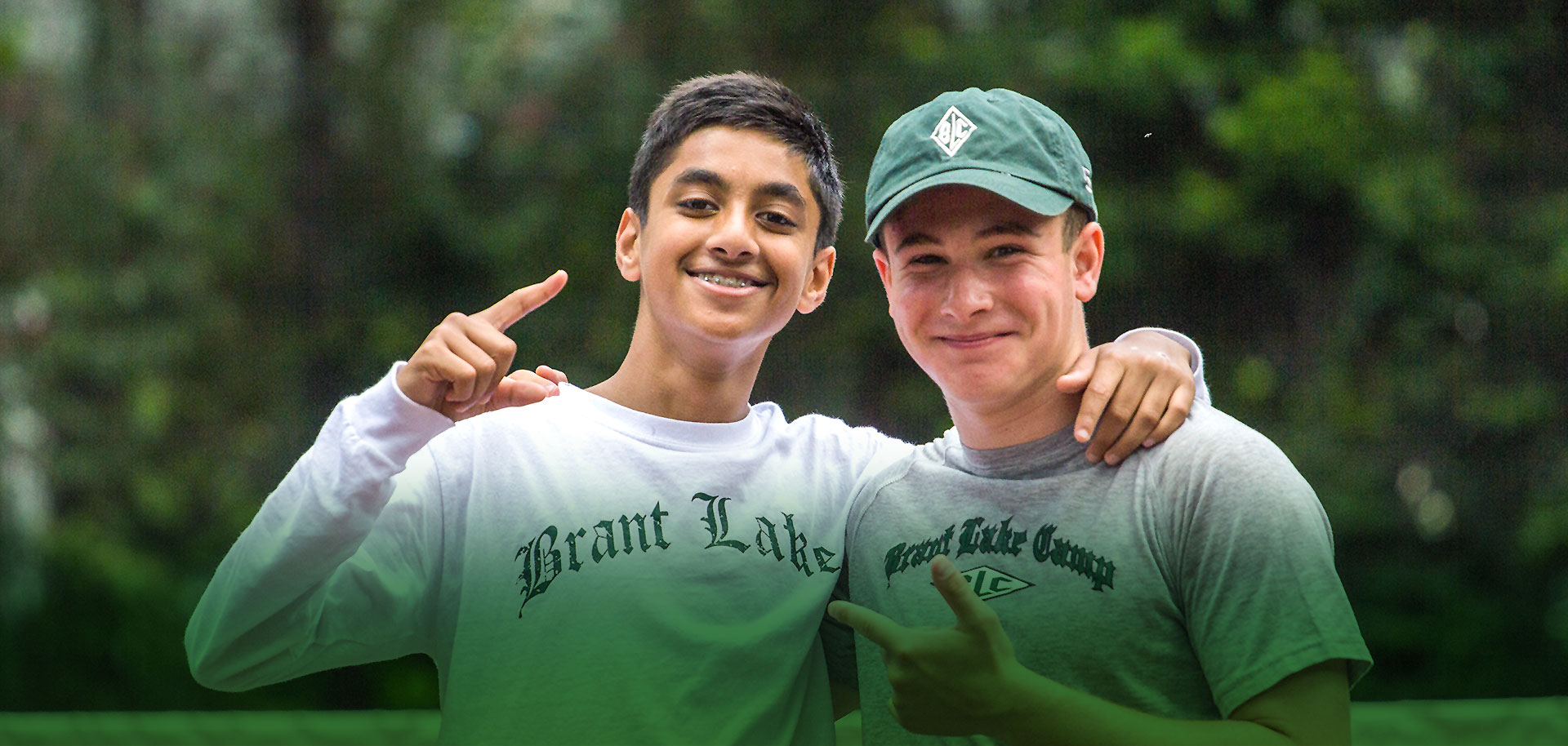 Brant Lake Camp Gear