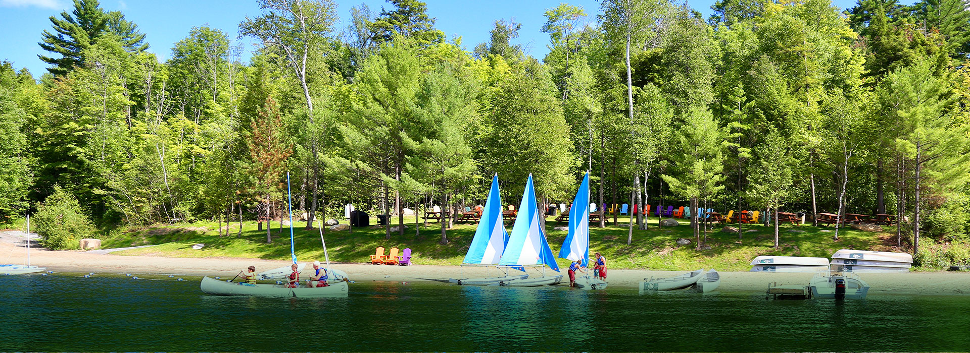 Enroll at Brant Lake Summer Camp in New York