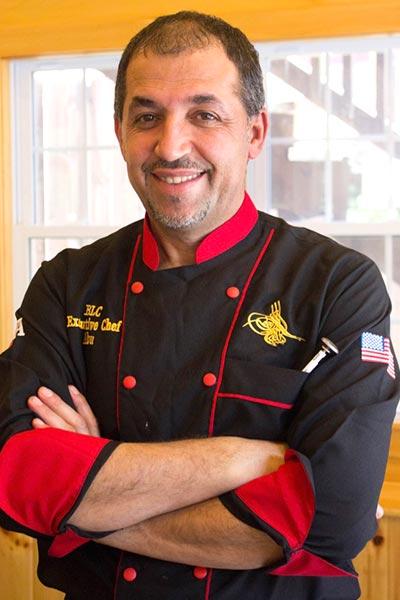 Abu Yardimci - Head Chef