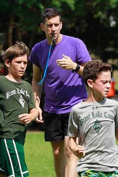 John Stewart - Head of Soccer, Senior Camp
