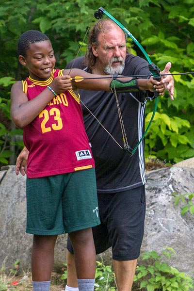 Rick Kozlowski - Key Staff, Junior Camp Administrator