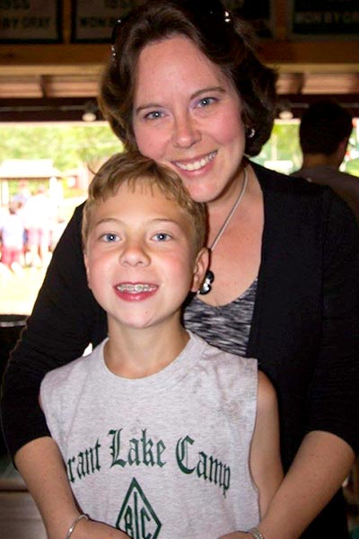 Jen Gillet- Assistant Director, Administration