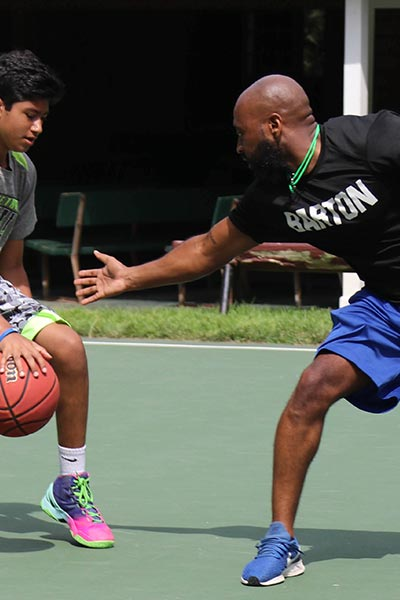 Josh Hayes - Head of Basketball, Senior Camp